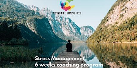 Stress Management Coaching Program tickets