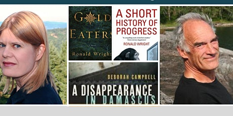 Literary Reading Series: Deborah Campbell and Ronald Wright tickets