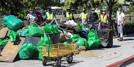 Mid - Week Cleanup on Los Gatos Creek at W. Home Street tickets