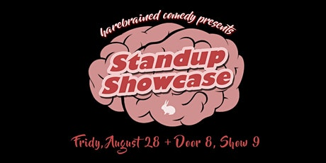 Harebrained Standup Showcase (Rescheduled) tickets