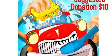 Fundraising Car Wash - Hosted by the  West Dennis Yacht Club tickets