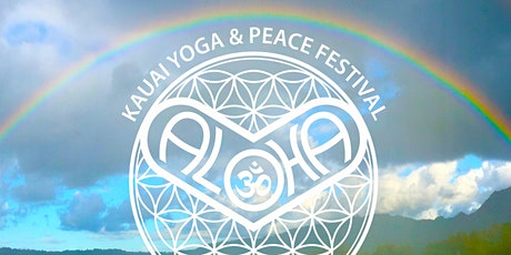 ONLINE  ALOHA Kauai Yoga Festival & Worldwide Peace Summit tickets