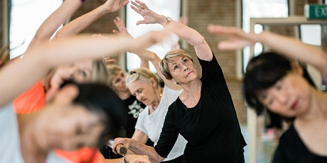 Seniors in the Studio - Intermediate Ballet Class tickets