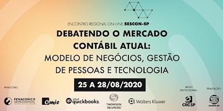 DEBATENDO O MERCADO CONTÁBIL ATUAL ingressos