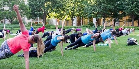 Circuit Training on The Greenway tickets