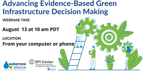 Advancing Evidence-Based GSI Decision Making tickets