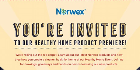 NWX Healthy Home New Product Premiere Manawatu tickets