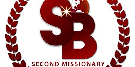 Safe Return To Second Missionary Baptist Church Selma tickets