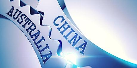 China-Australia FTA after COVID-19: Tariff to Technology tickets