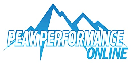Peak Performance Online tickets