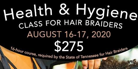 Hair Braider Class tickets