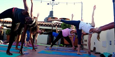 Yoga w/Live Music + Beer/Kombucha at Ursa Minor Patio tickets