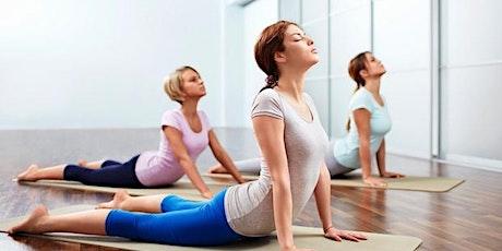Free  Powerhouse Pilates class tickets