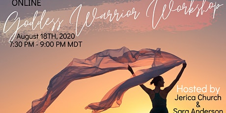 Goddess Warrior Workshop ONLINE tickets