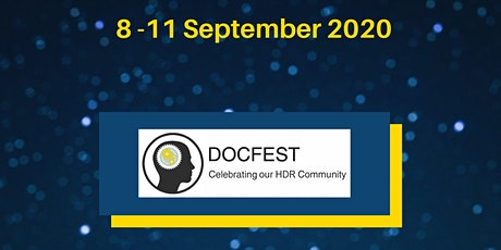 DocFest | Celebrating Success of HDR Students tickets