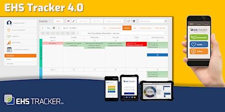 Lanzamiento EHS Tracker Version 4.0  -  Asociados, Clientes & Usuarios biglietti