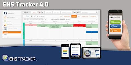 Demo En Vivo EHS Tracker Versión 4.0 -  8/26 boletos