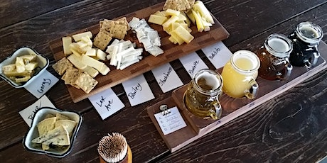 Blue Ghost Brewing and the WNC Cheese Trail - Online Beer & Cheese Pairing tickets