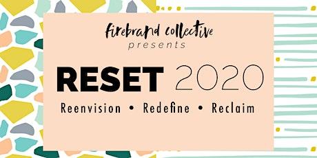 RESET 2020 tickets