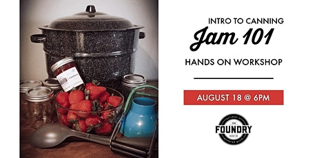 The Foundry - Jam 101 tickets