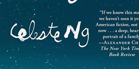 Online Book Discussion: Everything I Never Told You by Celeste Ng tickets
