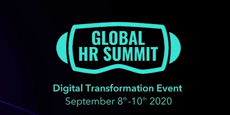 Global HR Summit in Virtual Reality - Charity Event entradas