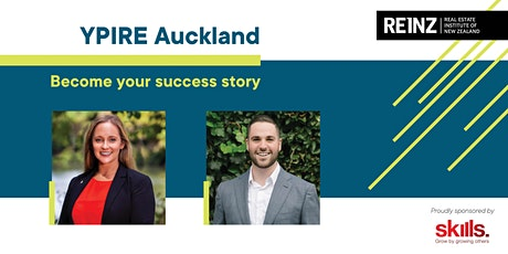 YPIRE Auckland | Become your success story | Thursday 13 August | 5:30pm tickets
