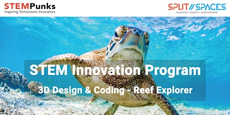 STEM Innovation Program - Youth 8 - 15 years old. tickets