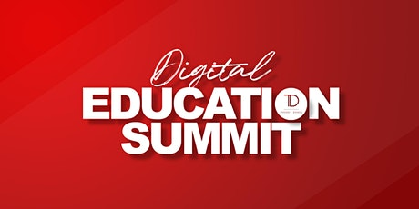 Digital Education Summit tickets