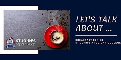St John's Let's Talk About Breakfast... tickets