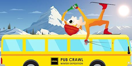 Initiate Winter Expedition Pub Crawl tickets