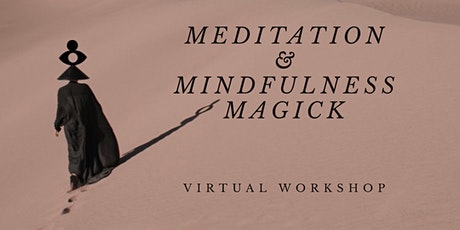 Intro to Finding Your Balance | Meditation & Mindfulness Magick tickets
