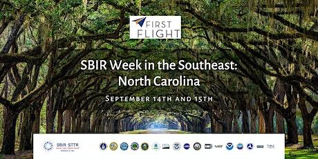 2020 SBIR Week in the Southeast: North Carolina tickets