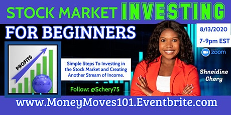 Stock Market Investing For Beginners Tickets