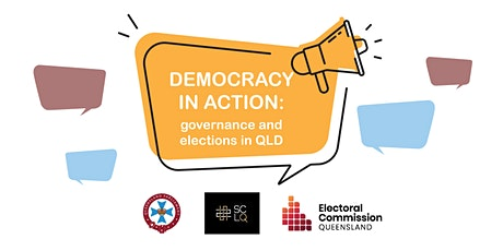 Democracy in action: governance and elections in Queensland tickets