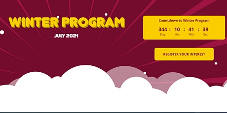 Winter Program – July 2021 - Campion College Australia tickets
