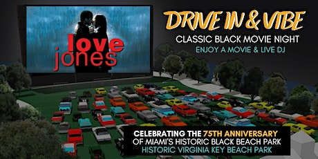 Drive in & Vibe | Classic Black Movie Night with L tickets