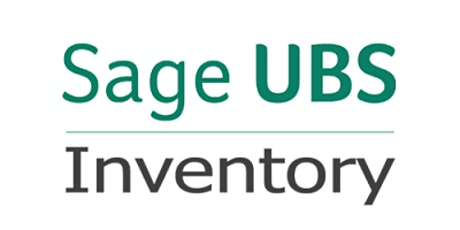 Sage UBS Inventory & Billing, Online/Classroom Training tickets