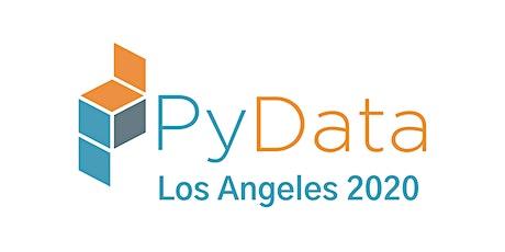 PyData LA 2020 tickets
