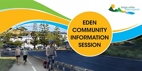 Eden community information session tickets