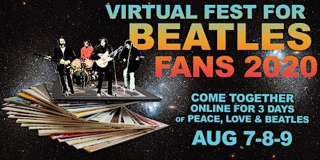 Virtual Fest for Beatles Fans tickets