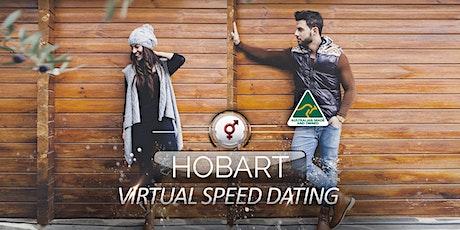 Hobart Virtual Speed Dating | 34-46 | October tickets