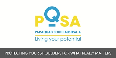PQSA Education Session - Protecting Your Shoulders For What Really Matters tickets