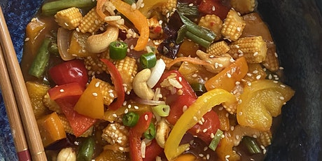 Sweet and Sour Vegetables in Tao Pan Sauce tickets