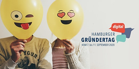 Hamburger Gründertag digital - 7. bis 11. September 2020 tickets