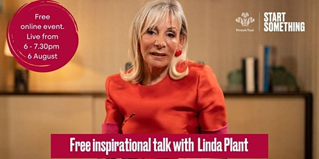 My Journey in Business: Inspirational Talk by Linda Plant tickets