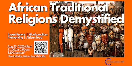 African Traditional Religions Demystified tickets