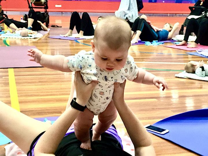 Mums Get Active Post-natal Pilates - Lilyfield image