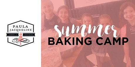 Summer Baking Camp - Assorted Desserts and Cake Week tickets