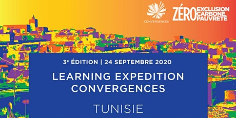 LEARNING EXPEDITION - 3e Forum Convergences Tunisie billets